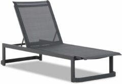 Antraciet-grijze Lifestyle Garden Furniture Lifestyle Vista ligbed