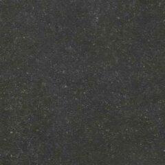 Cifre Ceramica Cifre Cerámica Vloer- en wandtegel Belgium Pierre Black 60x60 cm Gerectificeerd Natuursteen look Mat Zwart SW07310945