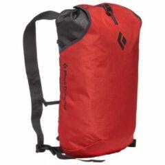 Black Diamond - Trail Blitz 12 Backpack - Klimrugzak maat 12 l, rood/zwart