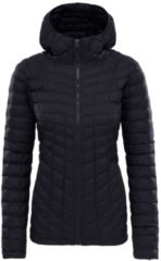 Funktionsjacke mit warmer Kapuze The North Face TNF BLACK MATTE