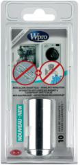 WPRO 2 in 1: Magnetischer Entkalker + Aquastop 484000001168, MWB102