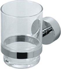 Plieger Murcia bekerhouder met glas chroom 4784160