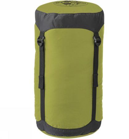 Afbeelding van Sea to Summit - Compression Sack - Pakzak maat Medium, groen/zwart