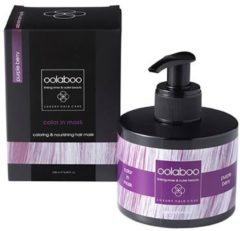 Oolaboo - Color in Mask - Purple Berry - 250 ml
