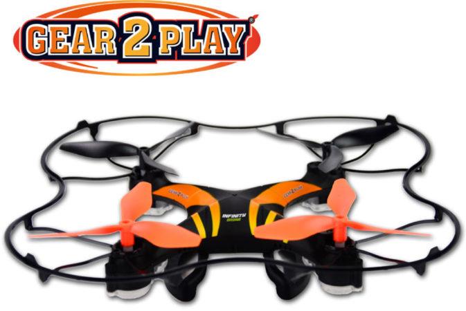 Afbeelding van Zwarte Spectron Gear2Play Infinity - Drone