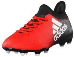 Fußballschuhe X 16.3 FG S79485 mit Nockenprofil adidas performance FTWWHT/FTWWHT/CLEGRE