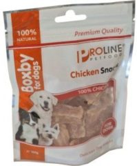 Proline Boxby Chicken Snacks - Hondensnacks - Kip 100 g - Hondenvoer