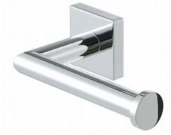 Geesa Nelio closetrolhouder zonder klep 151x50x87mm, chroom