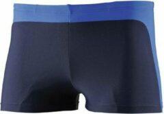 Beco Zwemboxer Heren Polyamide Donkerblauw/blauw Maat Xl