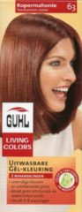 Guhl Living Colors Kopermahonie 63