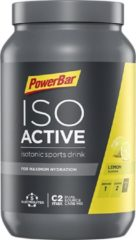 POWERBAR Isoactive-Isotonic Sports Drink Lemon Blik 1320 g drank, Sportdrank,
