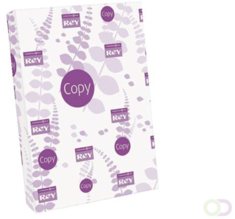 Afbeelding van Rey Copy printpapier ft A3, 80 g, pak van 500 vel