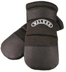Trixie Walker Care hondenschoenen pootbescherming - maat M - kleur zwart