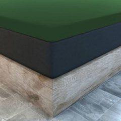 Suite Sheets - Jersey Hoeslaken - Jungle groen - 140 x 200 cm