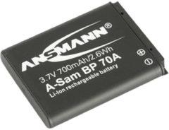 Ansmann Kamera-Akku A-Sam BP 70 A Ansmann bunt/multi