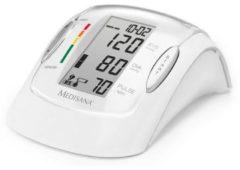Witte Medisana Bovenarm bloeddrukmeter MTP Pro wit 51090