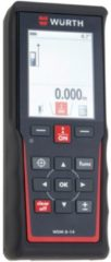 Würth Laser-Entfernungsmesser WDM 8-14 - LASERENTFMESS-W DM8-14 - MASTER