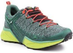 Groene Hardloopschoenen Salewa Trekking shoes Ws Dropline 61369-5585