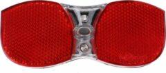 Falkx Achterlicht El3c Led Batterij Zwart/rood