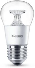 Creme witte Philips 4 W (25 W) Niet-dimbare, warmwitte kogellamp met E27-fitting