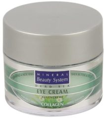 MINERAL Beauty System Augencream Collagen 50ml