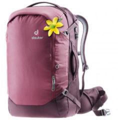Deuter - Women's Aviant Access 38 SL - Reisrugzak maat 38 l, roze/purper/grijs