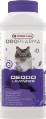 Versele-Laga Oropharma Deodo Geurverdrijver - Kattenbakreinigingsmiddelen - 750 g Lavendelgeur