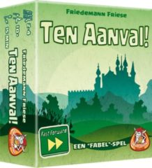 White Goblin Games Gezelschapsspel Fast Forward: Ten Aanval!