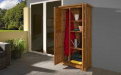 WEKA | Balkon-/ terraskast 195 B | 160 cm