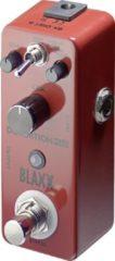 Zwarte Stagg Blaxx 3-Mode Distortion distortion pedaal