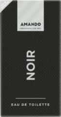 6x Amando Noir Eau de Toilette 50 ml