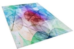 Beliani ANTAKYA Vloerkleed Meerkleurig Polyester 160 x 230 cm