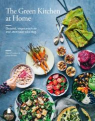 Books by fonQ The groen kitchen at home - David Frenkiel & Luise Vindahl