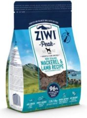 ZIWIPeak Ziwi Peak Hondenvoeding Air-Dried Mackerel & Lamb 1 kg.