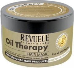 Revuele Oil Therapy Hair Mask 500ml.