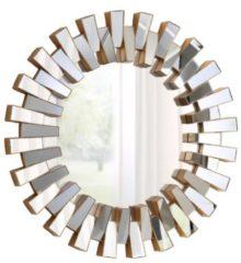 Spiegel Boltze Silber