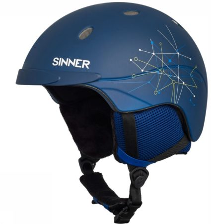 Afbeelding van Sinner Titan - Skihelm - Volwassenen - 55-56 cm / S - Donkerblauw