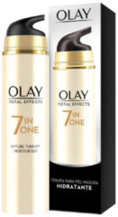 Anti-Veroudering Hydraterende Crème Total Effects Olay (50 ml) Rijpe huid