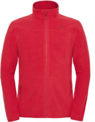 The North Face 100 Glacier Full - Funktionsjacke für Herren - Rot