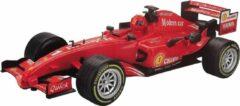 Jollity Works JollyVrooom - F1 Racewagen - Racegeluid - Frictie motor - Rood - 1:14 - 33 cm