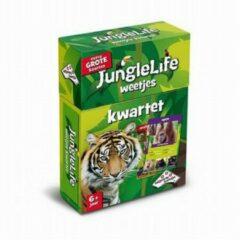 Identity Games Junglelife weetjes kwartet kaartspel