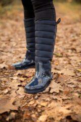 Marineblauwe XQ shoes XQ Boots - Regenlaarzen - Navy - maat 37