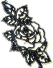 Zwarte PatchworkCutter Patchwork Cutter Tea Rose