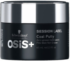 Schwarzkopf Osis+ Session Label Coal Putty 65 ml