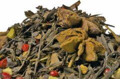De wereld van thee Zwarte thee black sencha chai