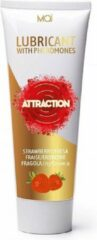 Attraction Mai feromonen glijmiddel, aardbei, 75 ml - 75ml