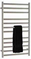 SSI Design Athena handdoekradiator RVS gepolijst 60x50cm 265W