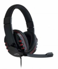 Gaming headset Stereo 3.5 mm jackplug Kabelgebonden Gembird GHS-402 Over Ear Zwart