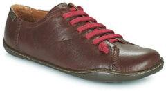 Bruine Sneakers Peu Cami 20848 by Camper