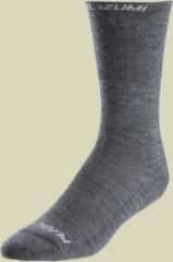Pearl Izumi Elite Thermal Wool Sock Fahrradsocken Unisex Größe S shadow grey